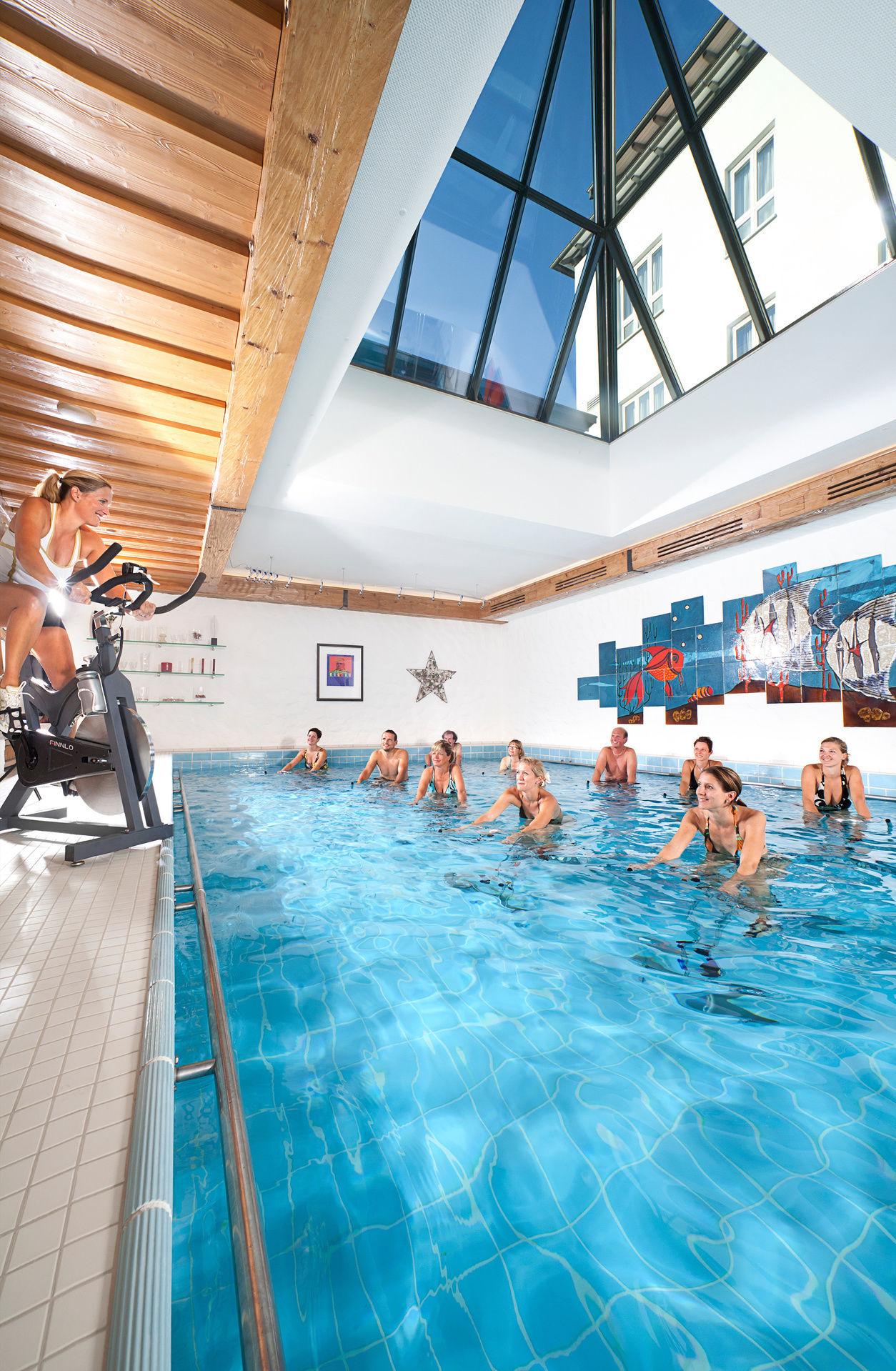 Pilates Und Kneipp Urlaub 4 Sterne Hotel Edelweiss Bad