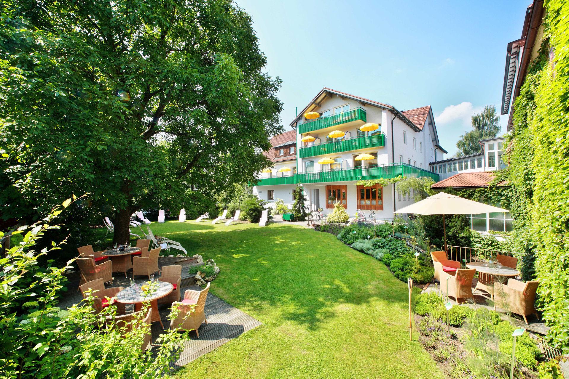 Hotels Bad Worishofen 4 Sterne Wellnesshotel Kneipphotel Edelweiss