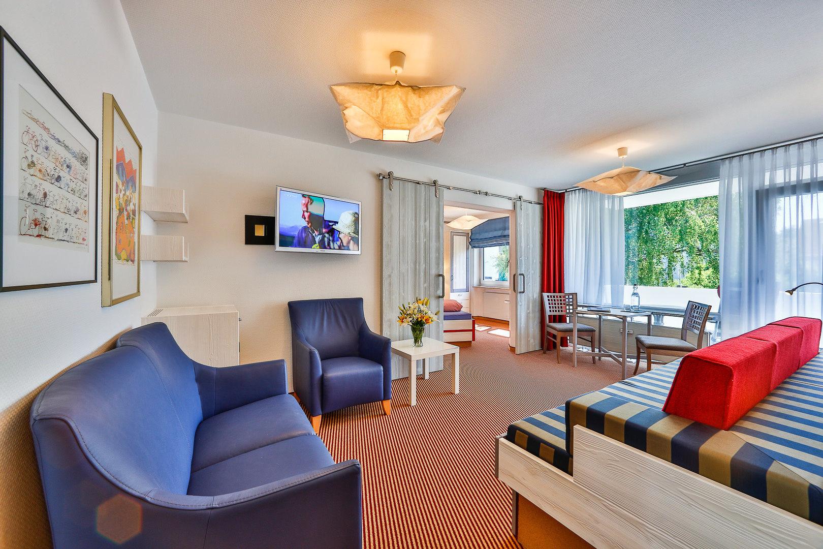 A5 Appartement 4 Sterne Hotel Edelweiss Bad W 246 Rishofen Allg 228 U
